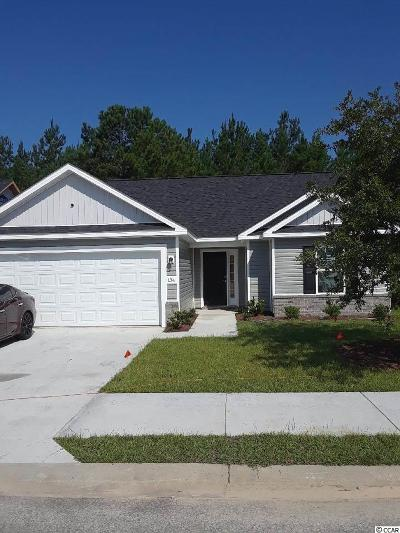 Conway Single Family Home For Sale: Lot 33 Hamilton Way
