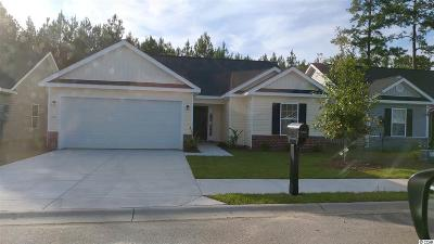 Conway Single Family Home For Sale: Lot 34 Hamilton Way