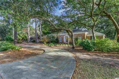 Murrells Inlet Single Family Home For Sale: 780 Mount Gilead Rd.