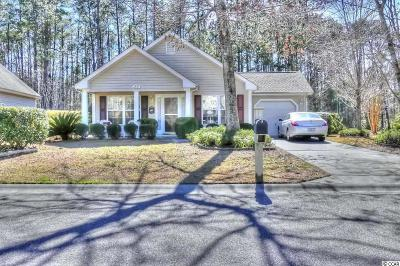 Murrells Inlet Single Family Home For Sale: 4531 Fringetree Dr.