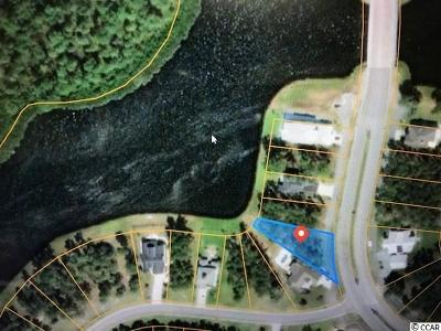 Georgetown County, Horry County Residential Lots & Land For Sale: 691 Waterbridge Blvd.