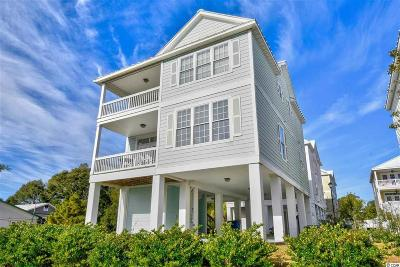 Myrtle Beach Single Family Home For Sale: 419 Caribbean Way