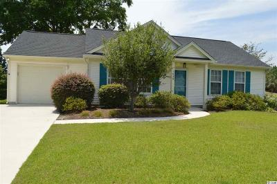 Georgetown County, Horry County Single Family Home For Sale: 1629 Wood Thrush Dr.