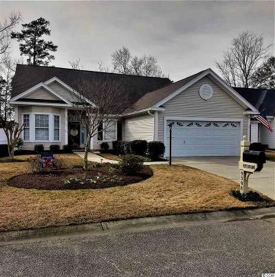 Murrells Inlet Single Family Home For Sale: 9398 Pinckney Ln.