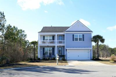 Myrtle Beach SC Single Family Home For Sale: $344,900