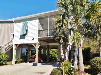 Pawleys Island Single Family Home For Sale: 46 Weatherboard Ct.