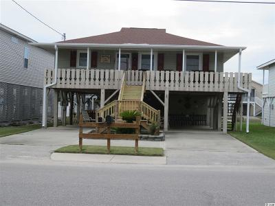 North Myrtle Beach Single Family Home For Sale: 341 N 53rd Ave. N