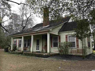 Conway Single Family Home Active Under Contract: 2403 4th Ave.