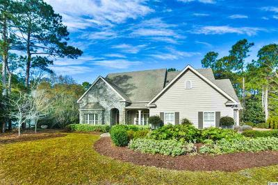 Myrtle Beach Single Family Home For Sale: 608 Oxbow Dr.