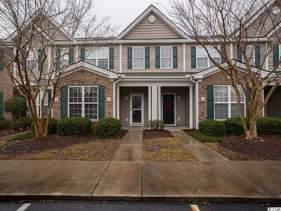 Murrells Inlet Condo/Townhouse For Sale: 152 Chenoa Dr. #C