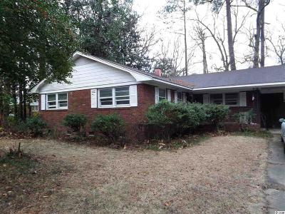 Conway Single Family Home For Sale: 150 Busbee St.