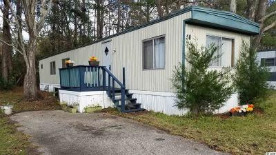 Single Family Home For Sale: 58 Offshore Dr.