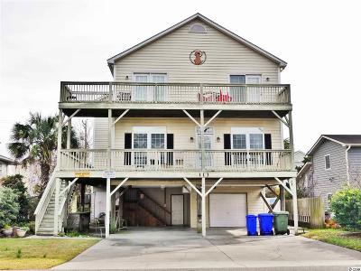 Surfside Beach Single Family Home For Sale: 113 Dogwood Dr. S