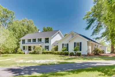 Georgetown Single Family Home For Sale: 326 Hesterville Rd.