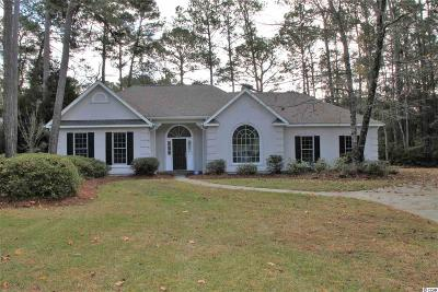 Pawleys Island Single Family Home Active-Pend. Cntgt. On Financi: 57 Muirfield Dr.
