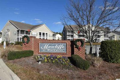 Murrells Inlet Condo/Townhouse For Sale: 5822 Longwood Dr. #301