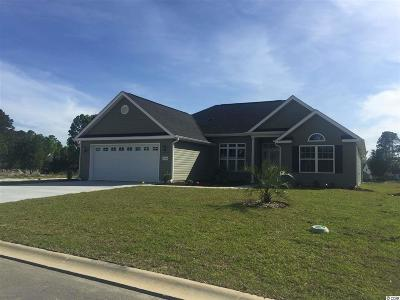 Longs Single Family Home Active-Pending Sale - Cash Ter: 4036 Comfort Valley Dr.