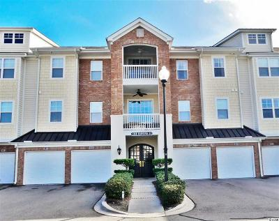 North Myrtle Beach Condo/Townhouse For Sale: 6203 Catalina Dr. #1127