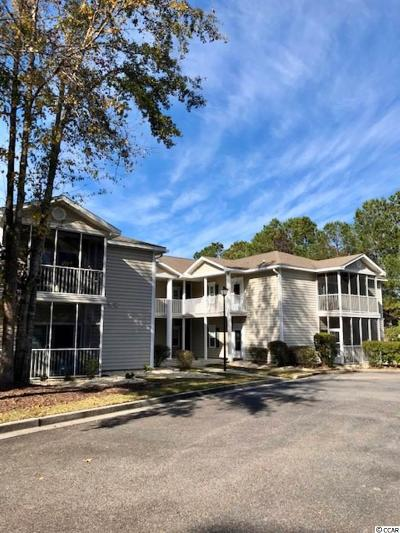 Murrells Inlet Condo/Townhouse For Sale: 7110 Sweetwater Blvd. #7110