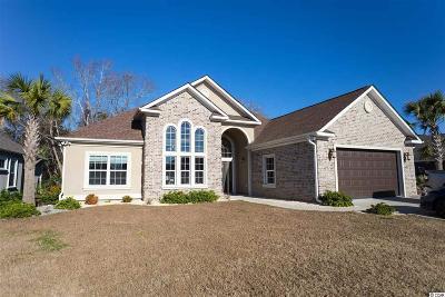 Myrtle Beach Single Family Home For Sale: 3032 Marsh Island Dr.
