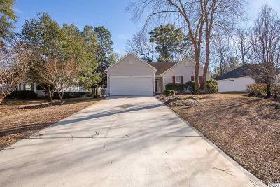 Pawleys Island Single Family Home For Sale: 1431 Tradition Club Dr.