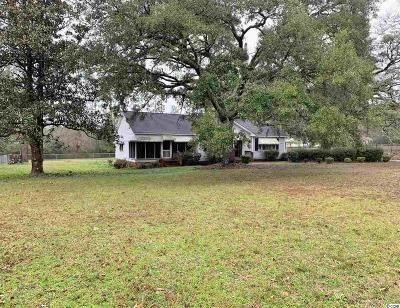 Conway Single Family Home For Sale: 3470 Kates Bay Hwy.
