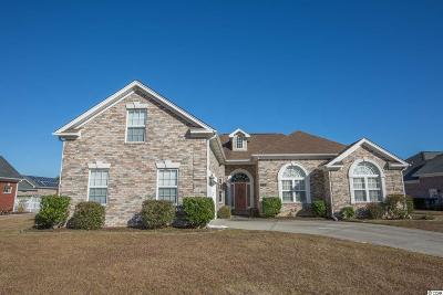 Murrells Inlet Single Family Home For Sale: 207 Cypress Estates Dr.