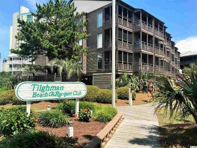 North Myrtle Beach Condo/Townhouse For Sale: 210 N Ocean Blvd. #312