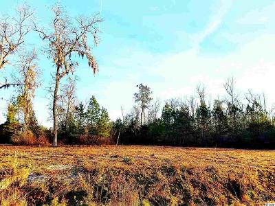Aynor SC Residential Lots & Land For Sale: $28,500