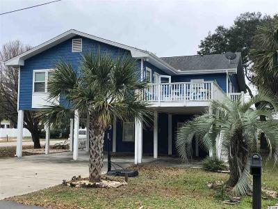 Surfside Beach Single Family Home For Sale: 211 16th Ave. S