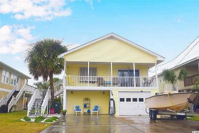 North Myrtle Beach Single Family Home For Sale: 325 52nd Ave. N
