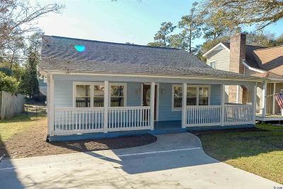 Horry County Single Family Home For Sale: 503 3rd Ave. S