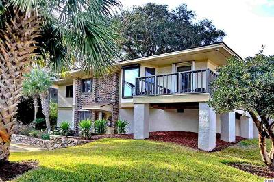 Myrtle Beach SC Single Family Home For Sale: $535,000