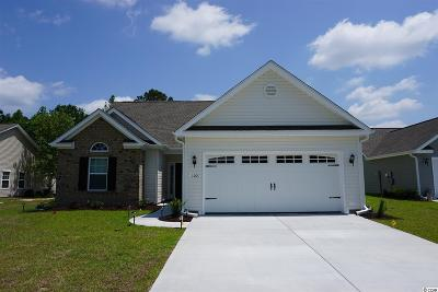 Little River Single Family Home Active-Pend. Cntgt. On Financi: 100 Carolina Crossing Blvd.