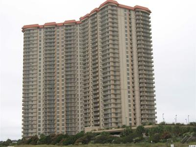 Myrtle Beach Condo/Townhouse For Sale: 805 Margate Tower #805