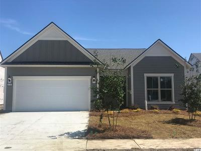 Georgetown County, Horry County Single Family Home Active-Pending Sale - Cash Ter: 6610 Pozzallo Place