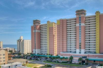 North Myrtle Beach Condo/Townhouse Active Under Contract: 2701 S S Ocean Blvd. #503