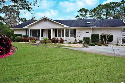 North Myrtle Beach Single Family Home For Sale: 720 S Holloway Circle