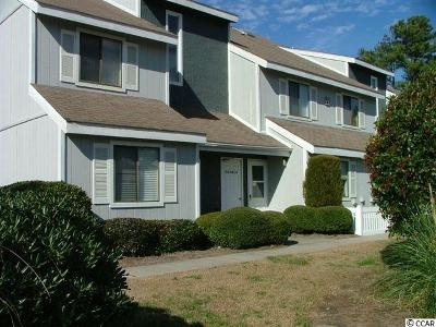 North Myrtle Beach Condo/Townhouse Active-Pending Sale - Cash Ter: 3700 Golf Colony Lane #26-H