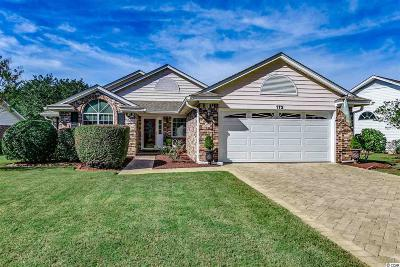Pawleys Island Single Family Home Active-Pend. Cntgt. On Financi: 173 Carrington Dr.