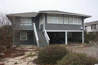 Garden City Beach Single Family Home For Sale: 1744 S Waccamaw Dr.