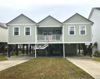 Garden City Beach Single Family Home Active-Pend. Cntgt. On Financi: 505 Bay Drive Ext.