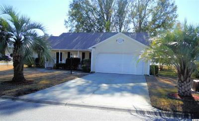 Bermuda Bay, Captains Cove, Carillon - Tuscany, Cresswind - Market Common, Inlet Oaks Village, Jensens, Lakeside Crossing, Live Oak, Myrtle Trace, Myrtle Trace Grande, Myrtle Trace South, Providence Park, Rivergate - Little River, Seasons At Prince Creek West, Spring Forest, Woodlake Village Single Family Home For Sale: 601 Bluebird Ln.