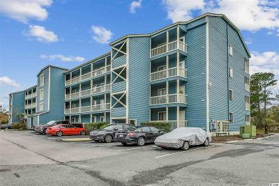 Little River Condo/Townhouse Active-Pend. Cntgt. On Financi: 4015 Fairway Dr. #307-A