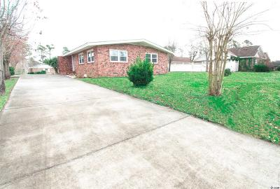 North Myrtle Beach Single Family Home For Sale: 1402 Belle Dr.