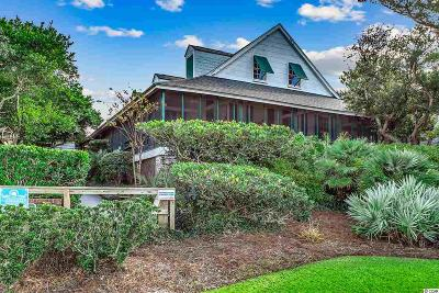 Pawleys Island Single Family Home Active-Pending Sale - Cash Ter: 560 Myrtle Ave.