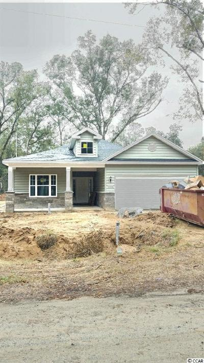 Pawleys Island Single Family Home For Sale: 539 Parkersville Rd.