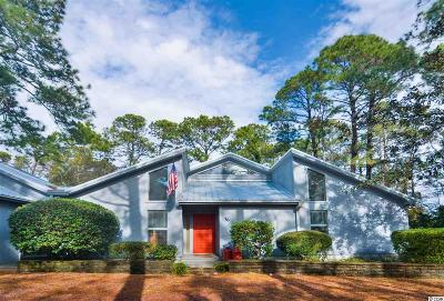 Pawleys Island Single Family Home For Sale: 76 Sweetgum Dr.