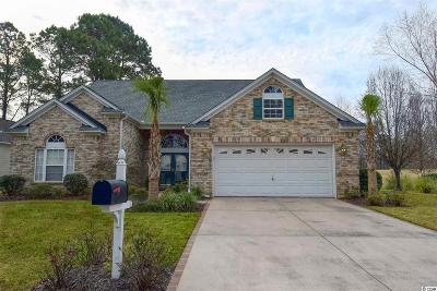 Murrells Inlet Single Family Home For Sale: 6329 Longwood Dr.