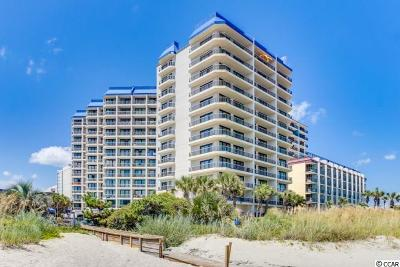 Myrtle Beach Condo/Townhouse For Sale: 200 N 76th Ave. N #1007